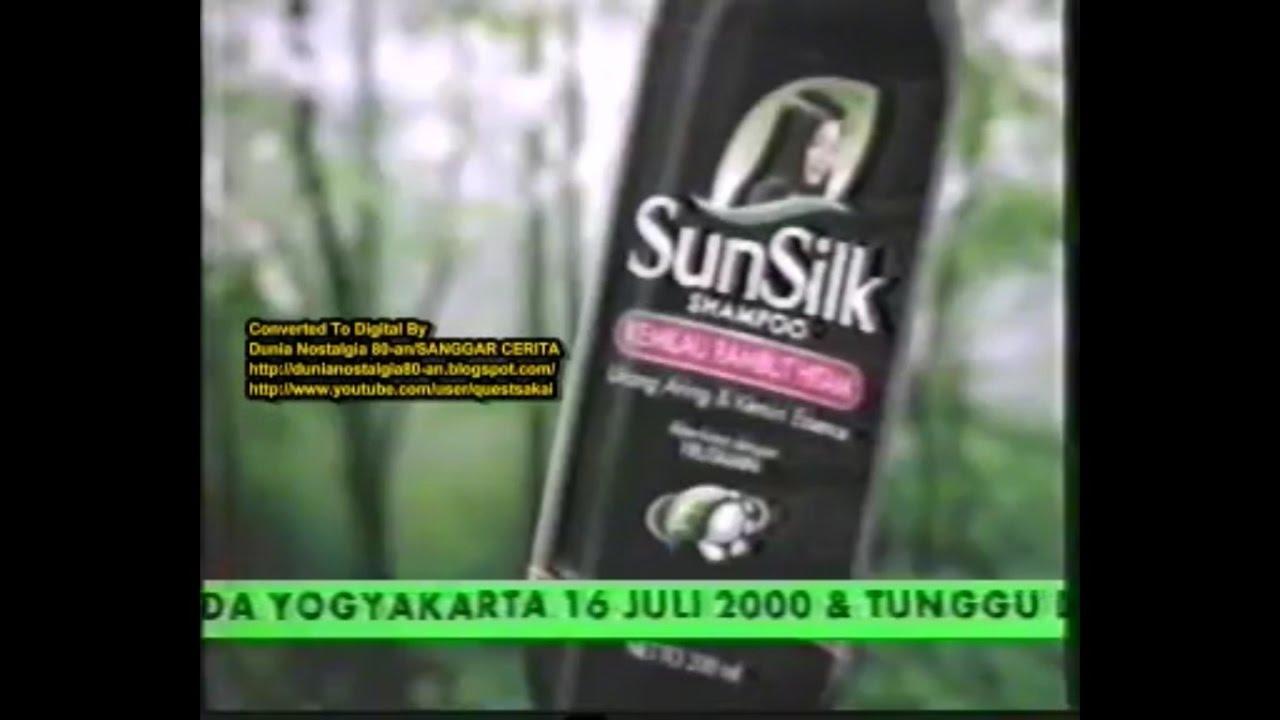 Sunsilk With Urang Aring Kemiri Indonesia 2000 Youtube Shampo