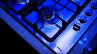 ОБЗОР Bosch PBP6C5B90 ► встраиваемая газовая варочная панель