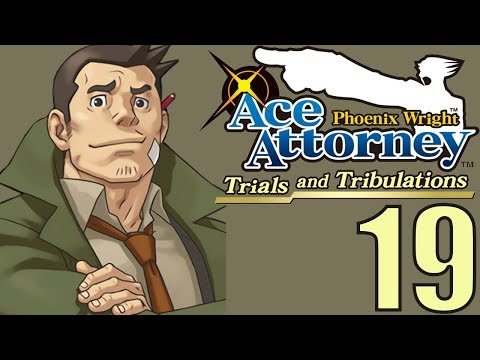 Phoenix Wright Ace Attorney: TaT -19- PROVING HER INNOCENT?