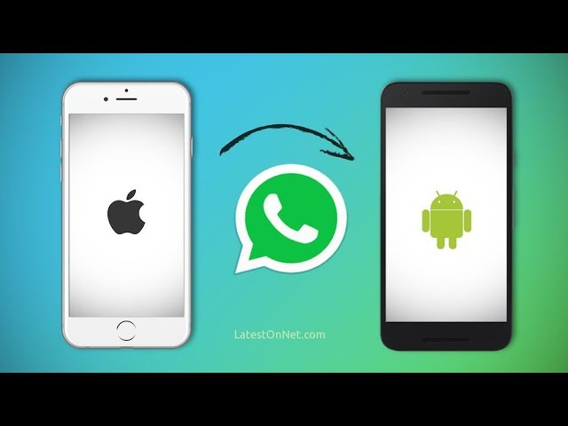 How to Transfer WhatsApp Messages from iPhone to Android 2018 | Tech Zaada
