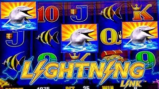 1st Spin Bonus On High Limit Lighting Link Slot Machine | Season 8 | Episode #29