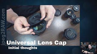 Universal Lens Cap - Review