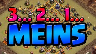Clash of Clans Rathaus 10 Base 2019 für die Clankriegs Liga | Coc Rh 10 Baselayout | coc deutsch