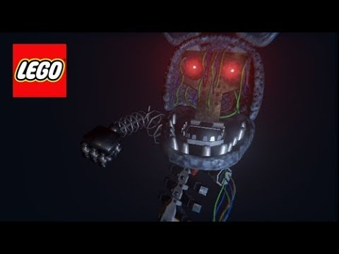 How To Build: LEGO Ignited Bonnie - The Joy Of Creation (Story Mode)