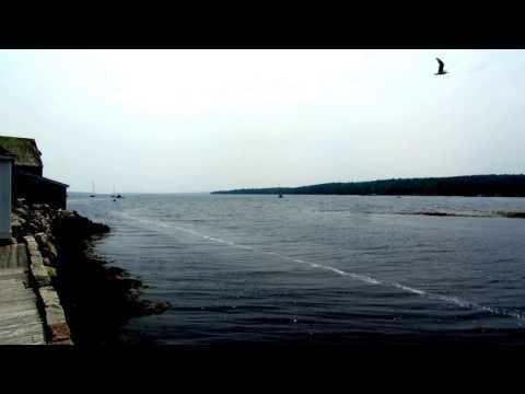 Shelburne Nova Scotia Waterfront