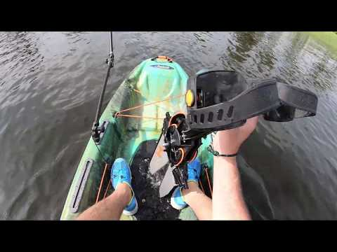 Pelican Catch 110 HYDRYVE Water Demo Icast 2019