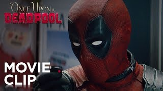 "Once Upon A Deadpool | ""Bleeping Yourself"" Clip"