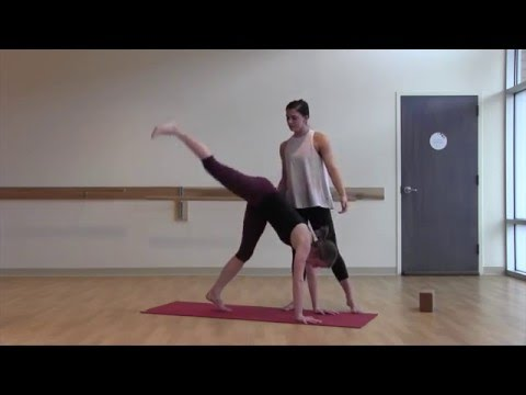 Intermediate Power Yoga, 30 Minutes: Transitions