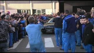 Weltpremiere BMW 3er (F30) im BMW Werk München