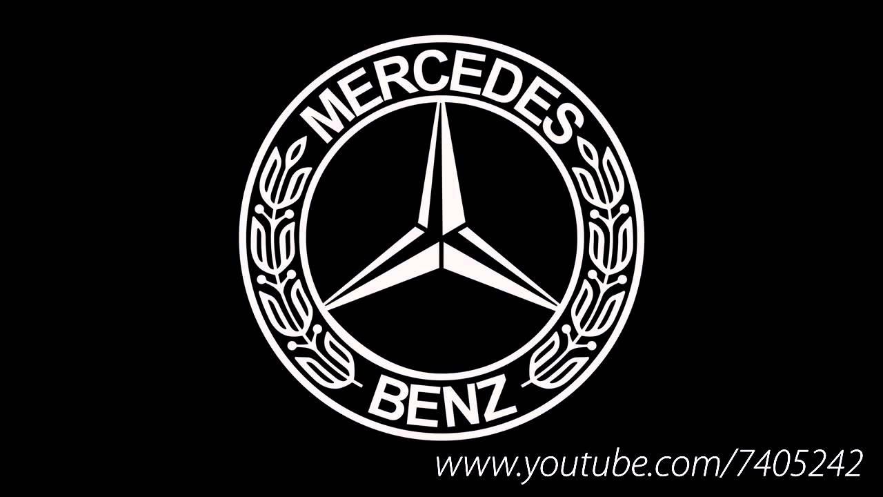 логотип на мерседес