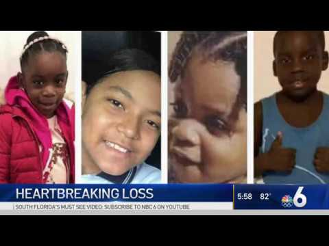 Family Wants Answers Weeks After Children Killed in Miami House Fire