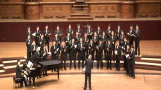 If Music Be the Food of Love (David Dickau) - Taipei Male Choir