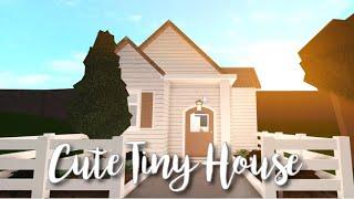 Bloxburg: Cute Tiny House 8k
