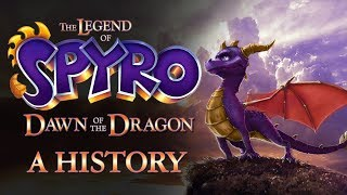 The Legend of Spyro: Dawn of the Dragon - A History
