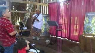 Vineyard Church at the Farm - Worship - Marcus Reid - 8/24/14 - Part 1