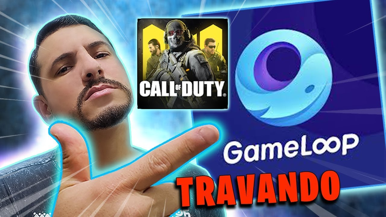 RESOLVIDO! CALL OF DUTY MOBILE TRAVANDO - EMULADOR GAME LOOP ERRO PC FRACO