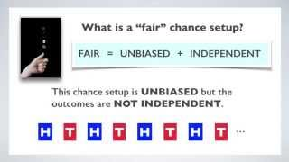 The Gambler's Fallacy: Fairness and Independence (2/6) Thumbnail