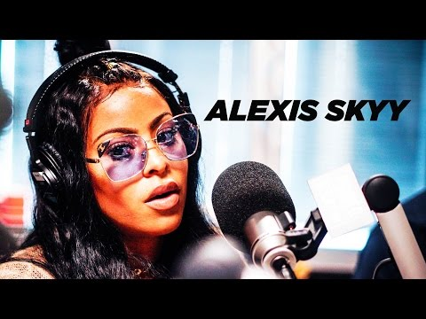 Alexis Skyy Talks Fetty Wap Cheating On Her with Masika