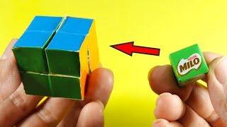 03 DIYs Life Hacks with Milo Cube Help You Stop Depression