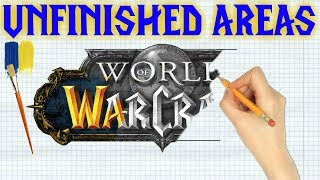 Unfinished and Unexplored Areas of Vanilla | Classic WoW