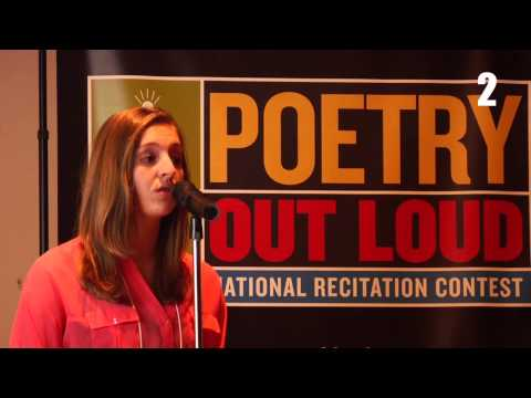 Poetry Out Loud -