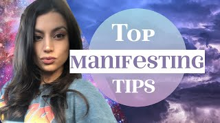 My Top Tips for Manifesting | Basics of Law of Attraction