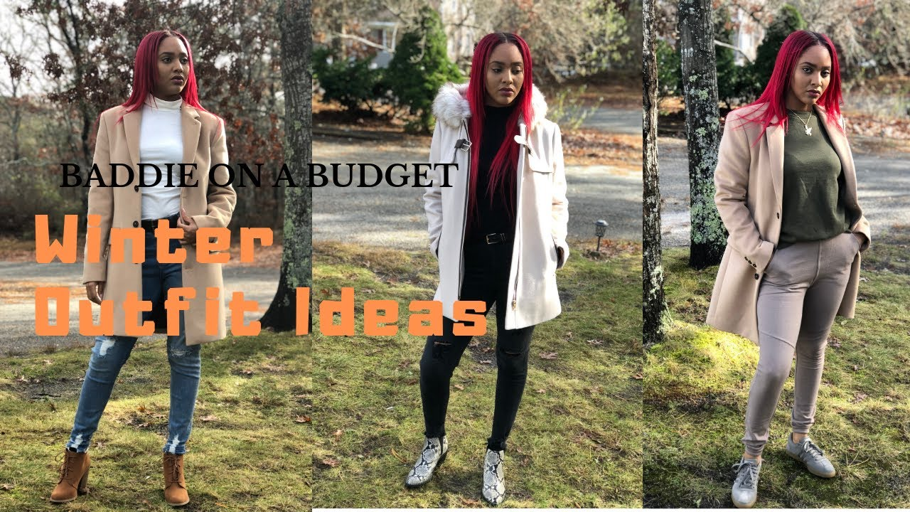 [VIDEO] - WINTER OUTFIT IDEAS | KAY MONAE 1