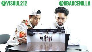 DANCER REACTS TO - BTS (방탄소년단) 'IDOL' Dance Practice - [CHOREOGRAPHY] - @GBarcenilla