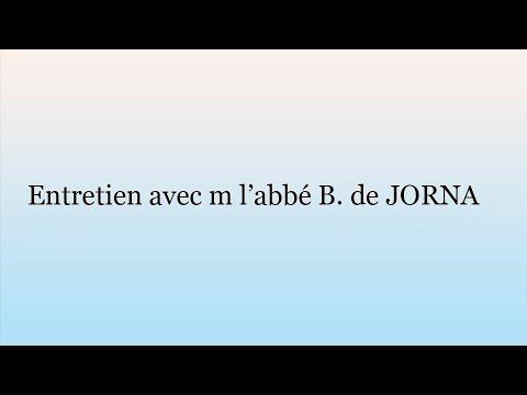 entretien-avec-m-l'abbé-b.-de-jorna---supérieur-du-district-de-france