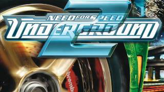 Queens Of The Stone Age - In My Head (Need For Speed Underground 2 Soundtrack) [HQ]