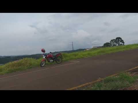 Células de chuva Forte a Sudeste de Francisco Beltrão