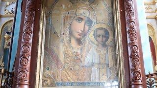 Казанская икона Божьей Матери*Богородица(Казанский храм Воронеж)
