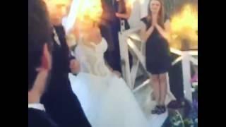 """Смотри RU TV on Instagram  """"Поздравляем со свадьбой Влада Соколовского и Риту Да"""
