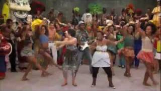 shakira y las chicas del can WAKA WAKA