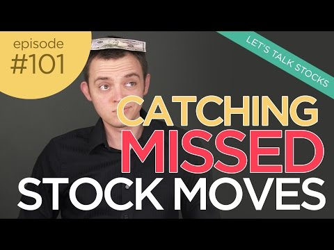 Ep 101: Catching Missed Trading Opportunities and Fast Moves