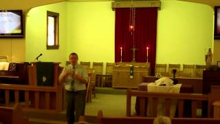 "SERMON from 6-16-13: ""Open Outcry"" Part 1"