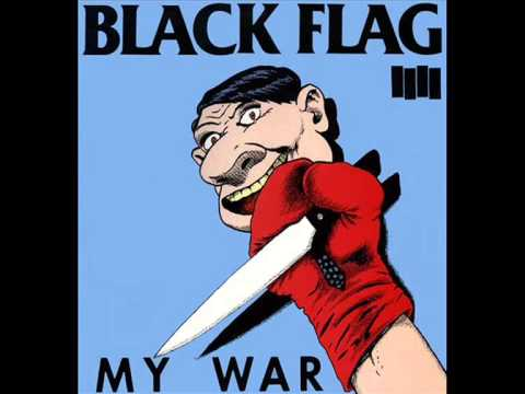 Black Flag - Nothing Left Inside/Three Nights (cc)