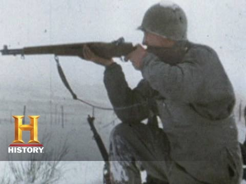 World War II in HD: Battle of the Bulge | History