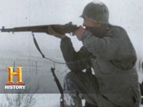 World War II In HD: Battle Of The Bulge | History