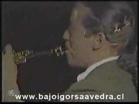 Igor Saavedra y Roberto Lacourt 1