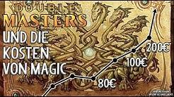 Double Masters   keine Fetchländer   steigende Kosten