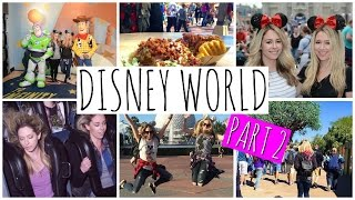 Disney World VLOG PART 2