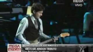 John Mayer LIVE at Michael Jackson Memorial 07/07/09 HQ