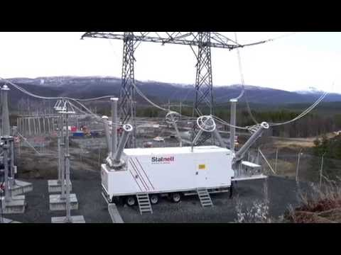 ABB's mobile GIS helps Statnett in the integration of renewable energy in Norway