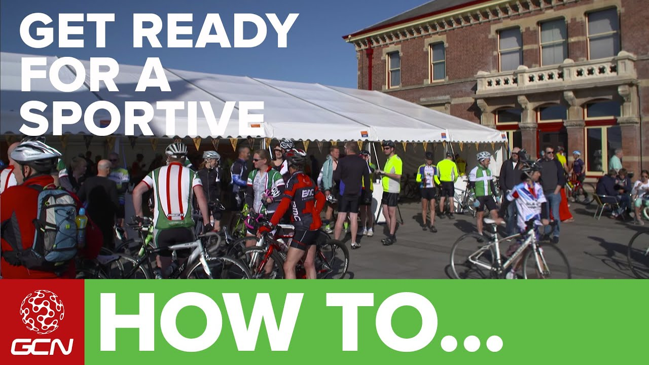 What To Expect At Your First Sportive  4acc64b43