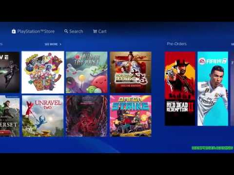 how to get games from playstation store for free