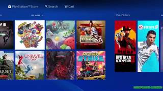 * NEW* FREE PS4 GAMES GLITCH (ANY GAME) PS STORE GLITCH 2018