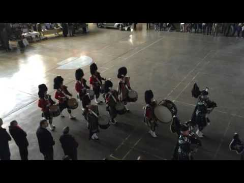 Pipes & Drums of the Canadian Scottish Regiment