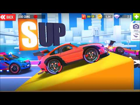 360 DEGREE NEW CAR JUMP CONTEST - SUP Multiplayer Racing