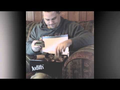 Pregnancy announcement to husband. His reaction is so priceless!
